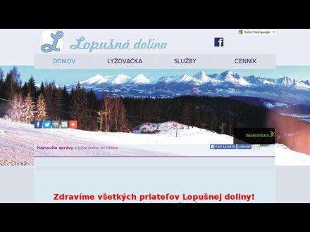 www.svitlopusnadolina.sk