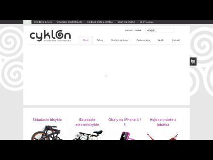 www.cyklon.sk