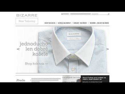 023ec1592fe7 Pánsky Svadobný Salón BIZARRE - Oblek na mieru