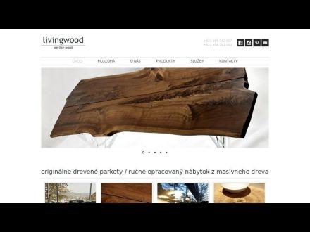 www.livingwood.sk