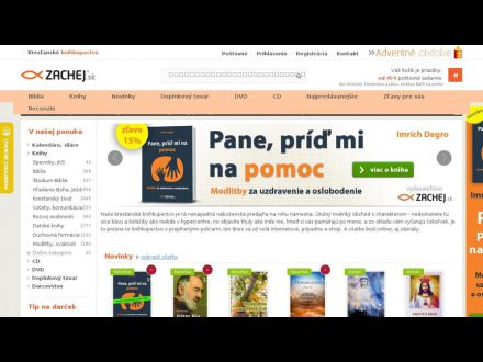 www.zachej.sk