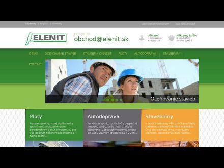 www.elenit.sk