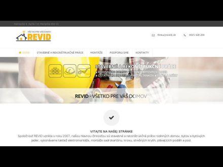 www.revid.sk
