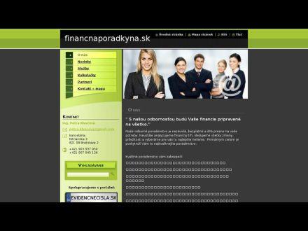 www.financnaporadkyna.sk