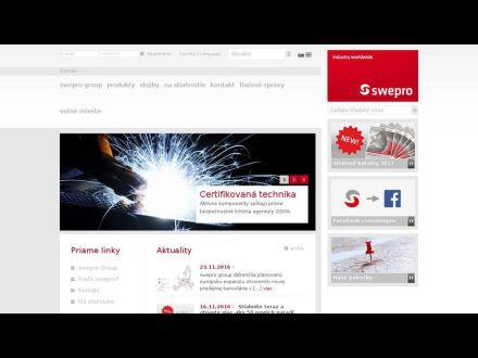 www.swepro.sk