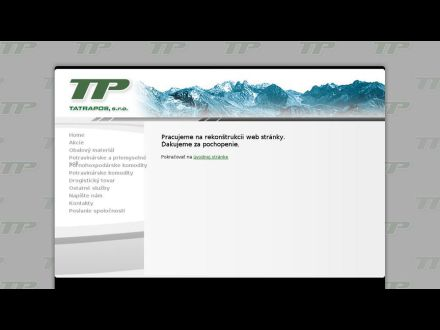 www.tatrapos.sk