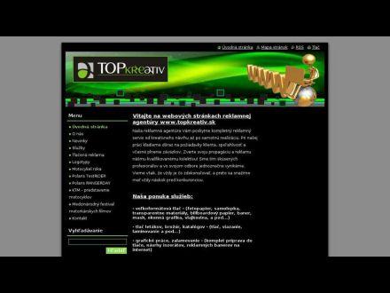 www.topkreativ.sk