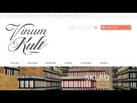 www.vinumkult.sk