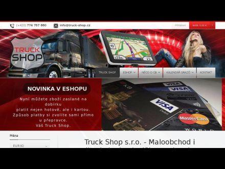 www.truck-shop.cz