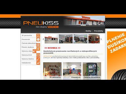 www.pneukiss.sk