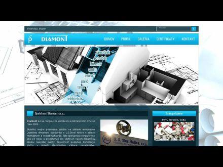 www.diamont.sk