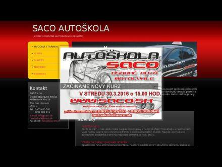www.saco.sk