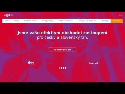 www.agora.cz