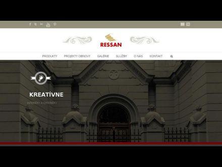 www.ressan.sk