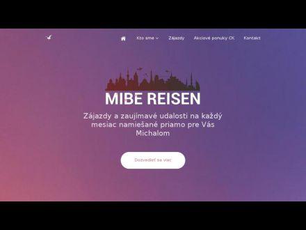 www.mibereisen.sk
