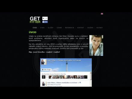 www.getfitter.sk
