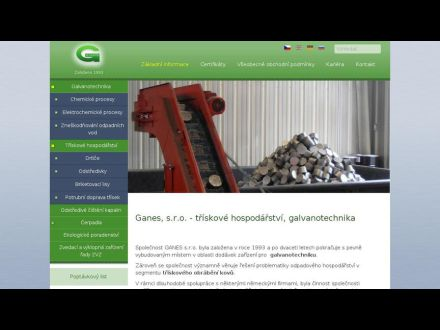 www.ganes.cz