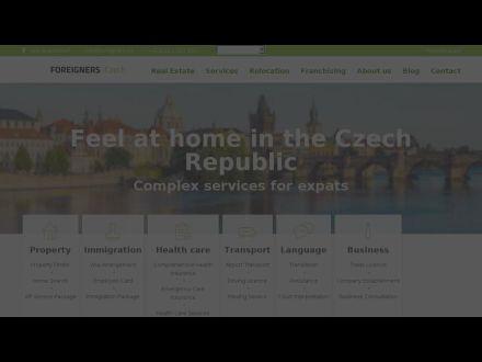 www.foreigners.cz