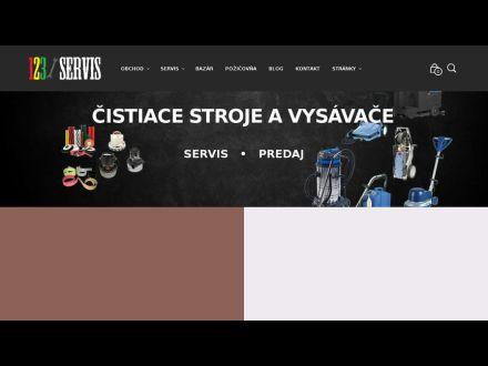 www.cistiacestrojeservis.sk