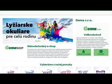 www.gemasro.sk