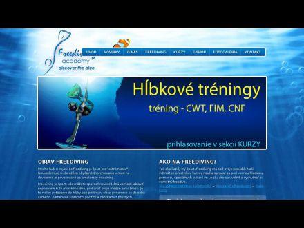 www.freedivingacademy.sk