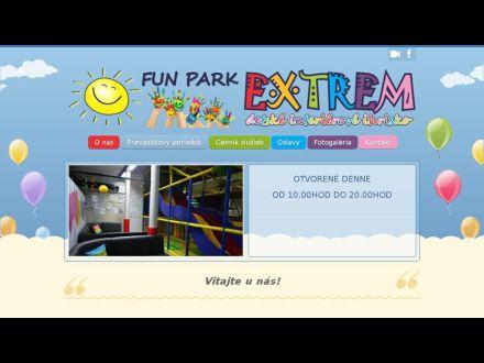 www.funparkextrem.sk