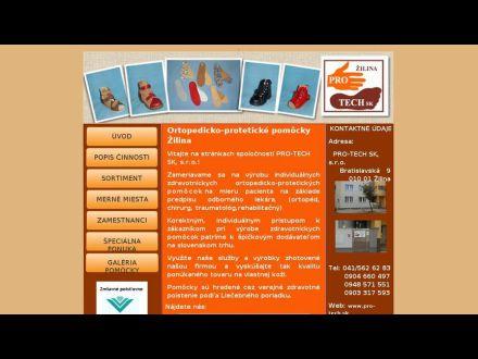 www.pro-tech.sk