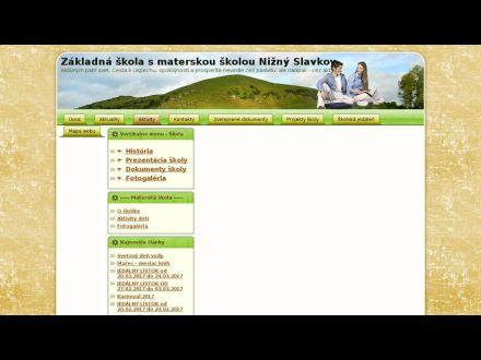 www.zsslavkov.sk