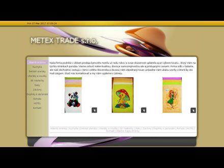 www.metex.sk