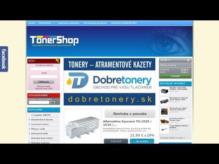 www.toner-shop.sk