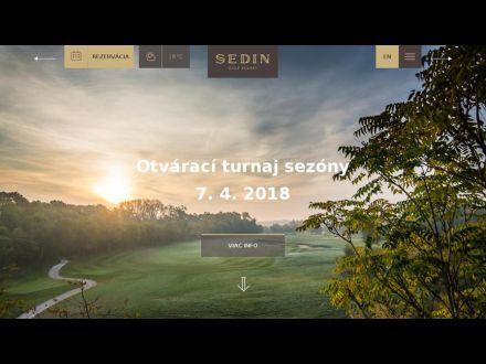 www.golfsedin.sk