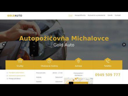 www.goldauto.sk