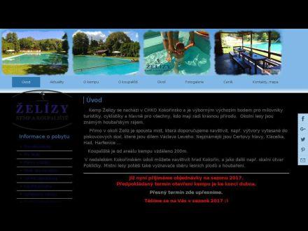 www.zelizy.cz