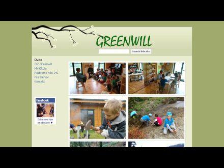 www.greenwill.sk