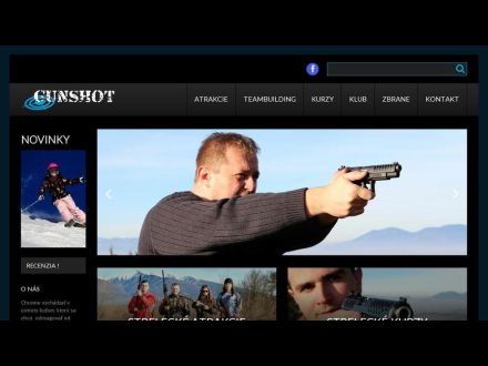 www.gunshot.sk