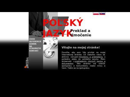 www.polskyjazyk.sk