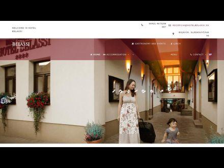 www.hotelbelassi.sk
