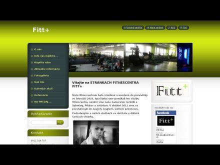 www.fitt-plus.webnode.sk