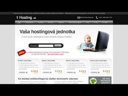 www.1hosting.sk