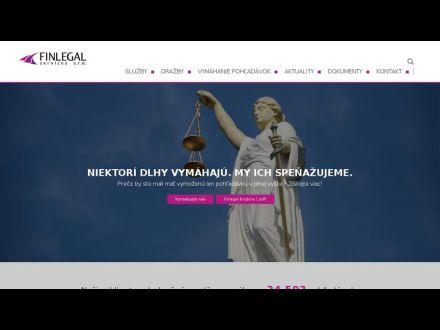 www.finlegal.sk