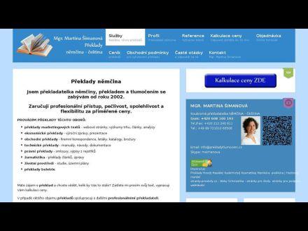 www.prekladytlumoceni.cz