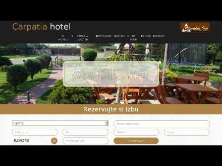 www.hotelcarpatia.sk