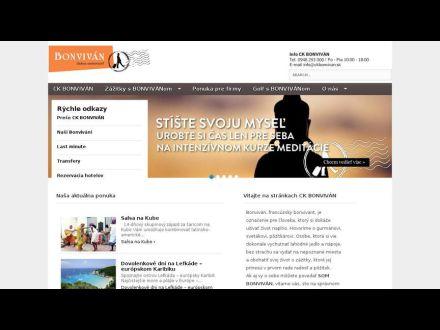 www.ckbonvivan.sk