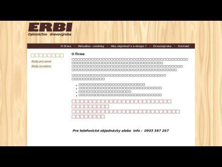 www.erbi.sk