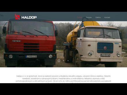 www.haldop.sk