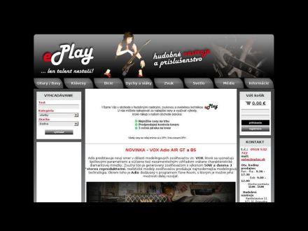 www.eplay.sk