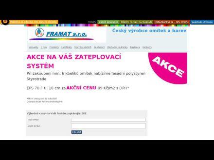 www.framatsro.eu