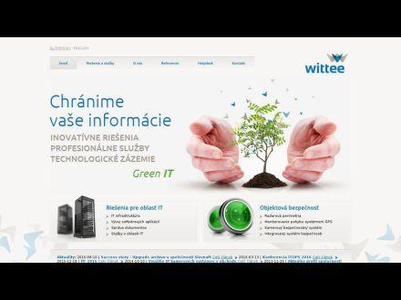 www.wittee.sk