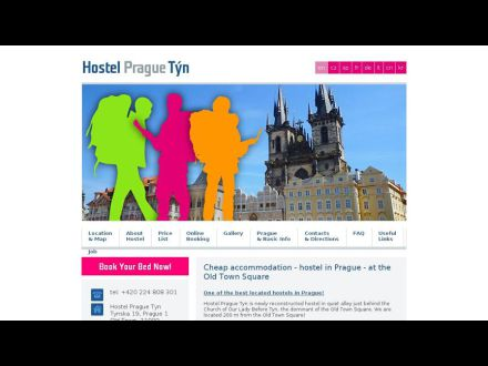 www.hostelpraguetyn.com