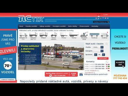 www.actir.sk
